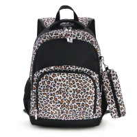 COMFORT STRENGTH BACKPACK 2PC -- LEOPARD