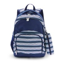 COMFORT STRENGTH BACKPACK 2PC -- WAVE STRIPES